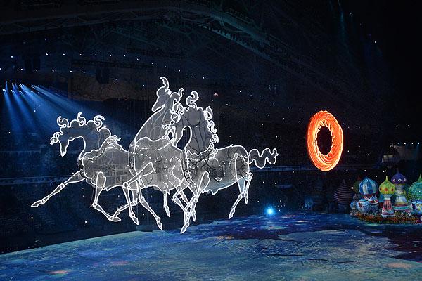 Новогодний сценарий олимпиада в сочи